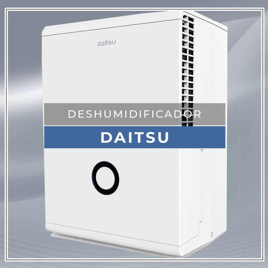 Deshumidificador Daitsu