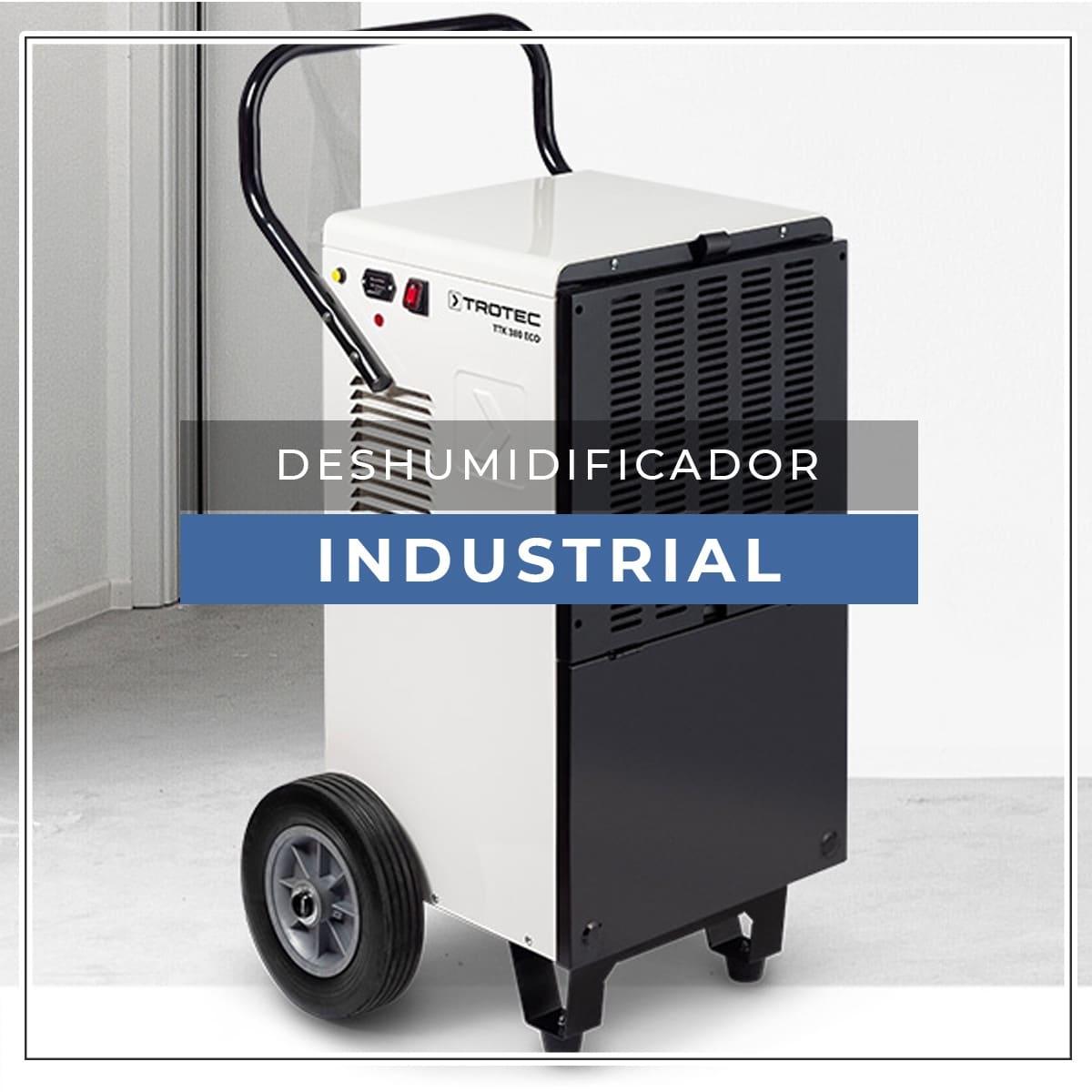 deshumidificador industrial