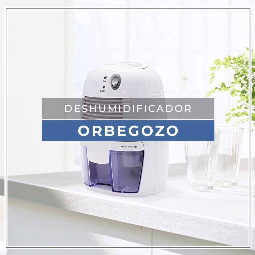 Deshumidificador Orbegozo