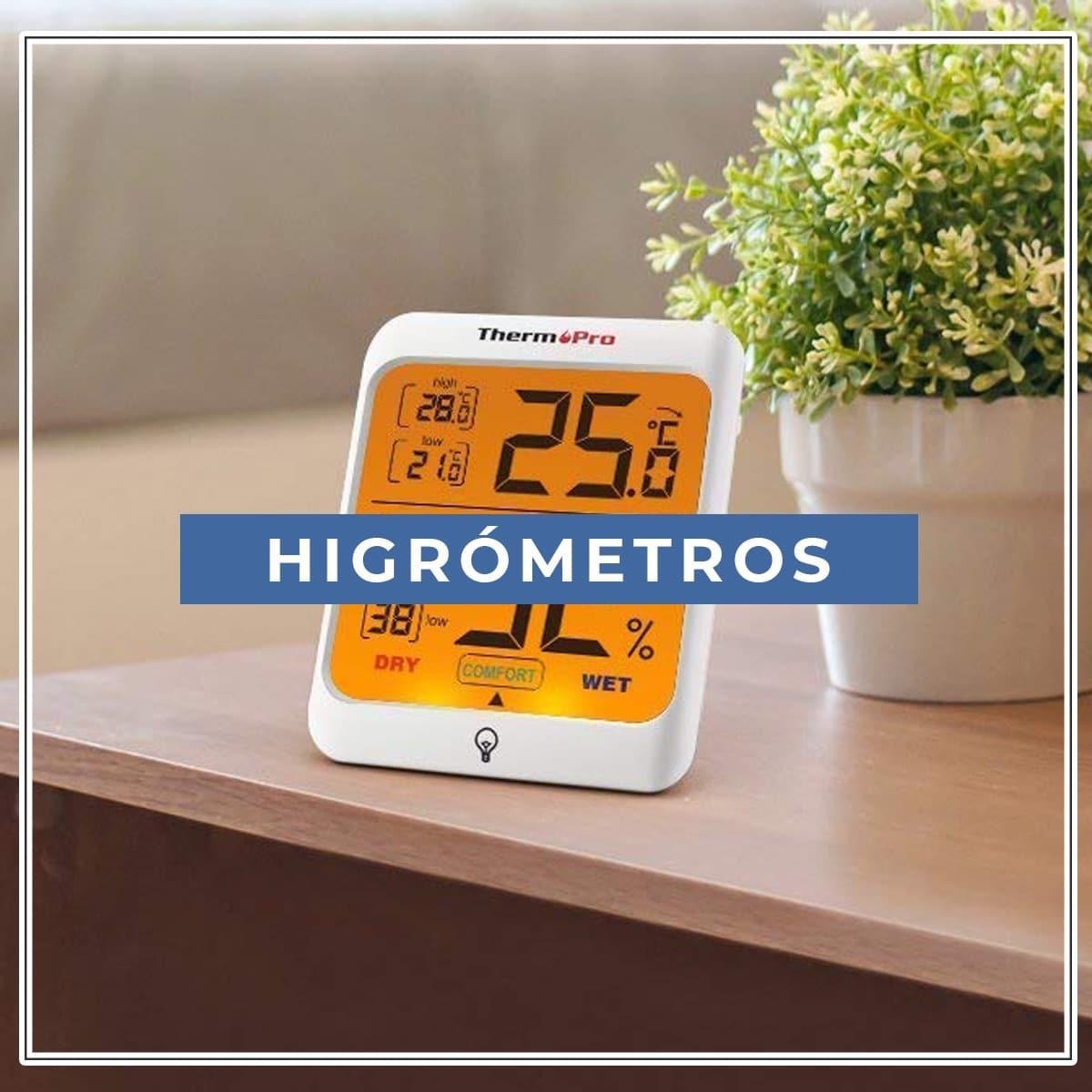 higrometros